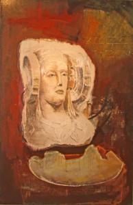 Pintura - La Dama íbera