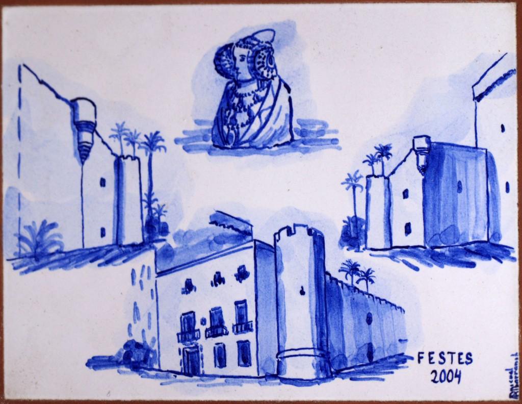 Cerámica - Festes 2004