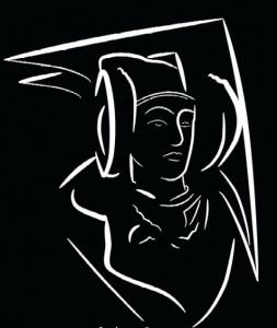 Logotipo - Club de cometas Dama de Elche