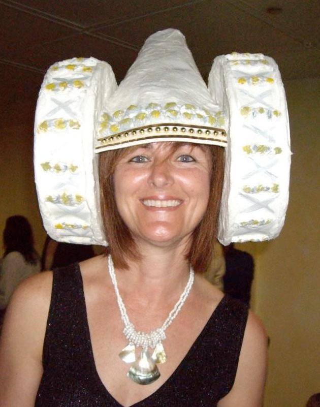 Dama viviente - XXII Convención Uniagua