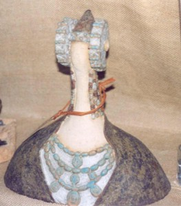Cerámica - Dama de Elche