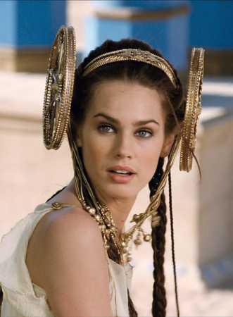 Dama viviente - Princesa Irina