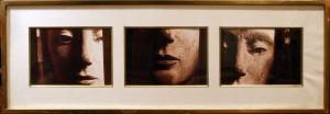 Fotografía - Tres fotografías enmarcadas