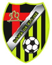 Logotipo - Escudo del equipo de fútbol sala Dama de Elche