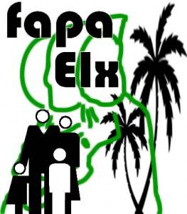 Logotipo - Federación Local de AMPAs de Elche