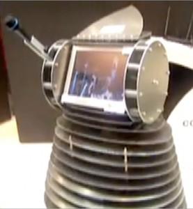 Objeto - Robot-Dama