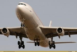 """Objeto - Avión de Iberia """"La Dama de Elche"""""""