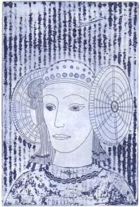 Pintura - Dama Elche