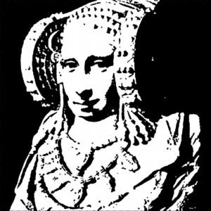Dibujo - Dama Elche - Monalisa