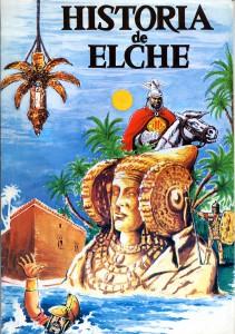 Pintura - portada Historia de Elche