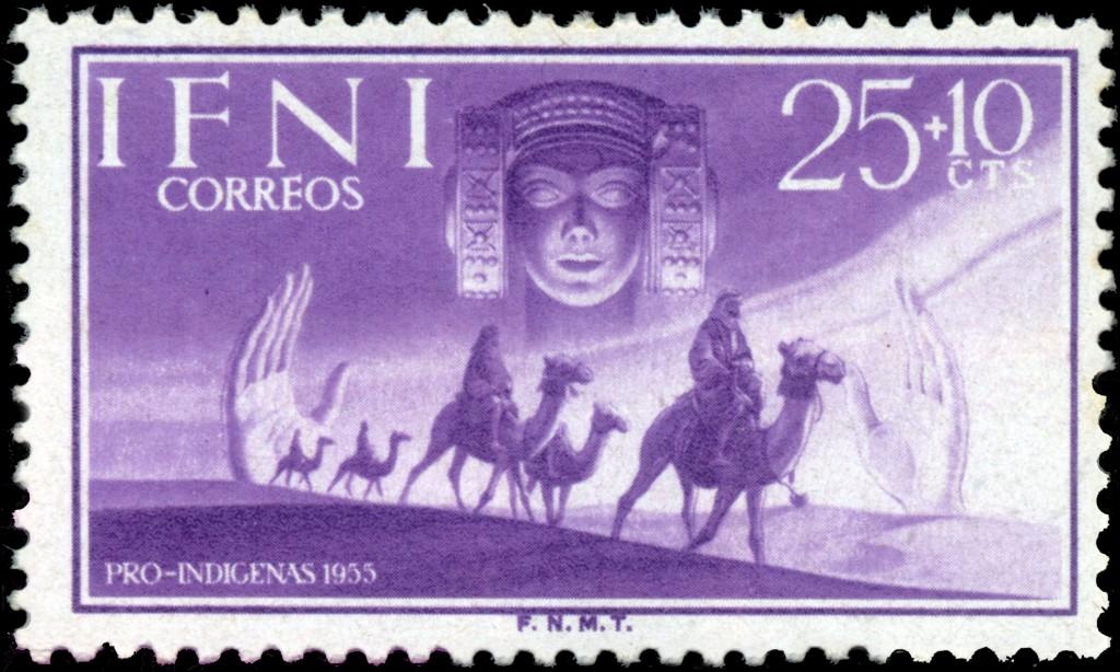 2444-SelloIFNI1955
