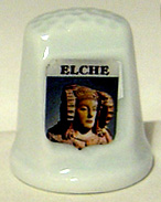 Objeto - Dedal Elche