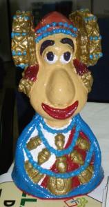 Escultura - Dama de Elche Pepona