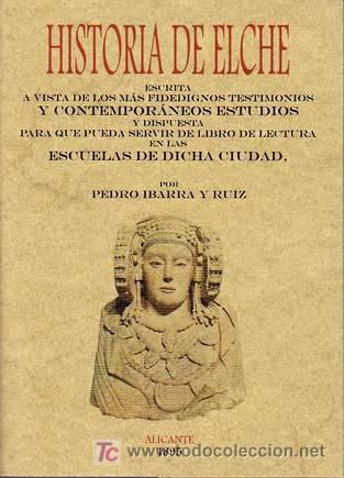 Libro o impreso - Historia de Elche
