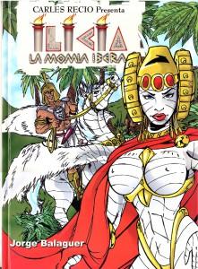 Dibujo - Ilicia la momia ibera