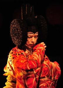Sin clasificar - Peinado kabuki