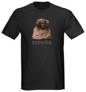 Objeto - Camiseta España