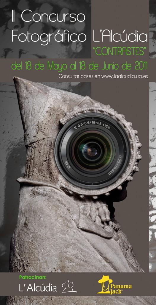 Cartel - Concurso Fotográfico L'Alcudia