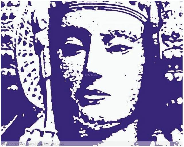 Grabado - La Dama de Elche 1