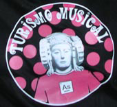 Objeto - Camiseta Turismo Musical