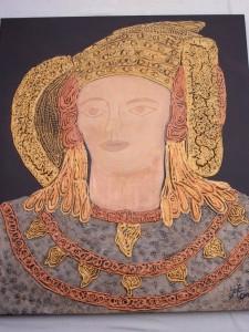 Pintura - Dama d'Elx (Iberia)