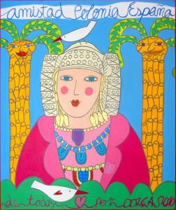 Pintura - La Dama de Elx