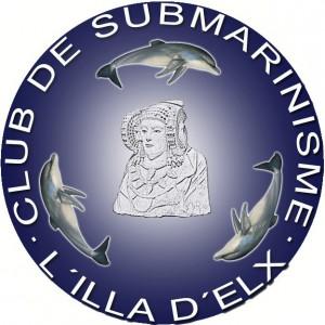 Logotipo - Club de submarinisme L'Illa d'Elx