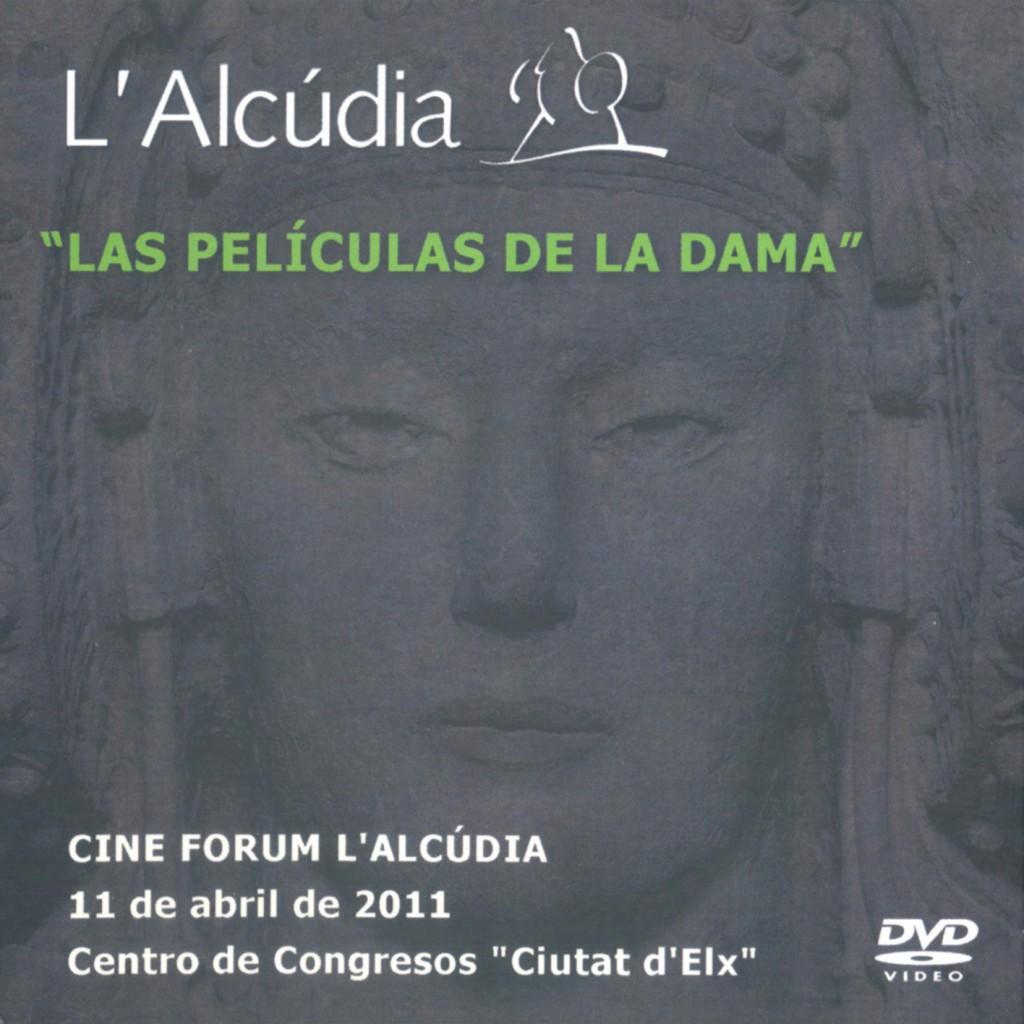 Objeto - DVD Las películas de la Dama