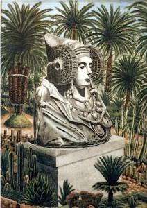 Pintura - La Dama de Elche