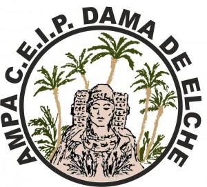 Logotipo - AMPA C.E.I.P. DAMA DE ELCHE