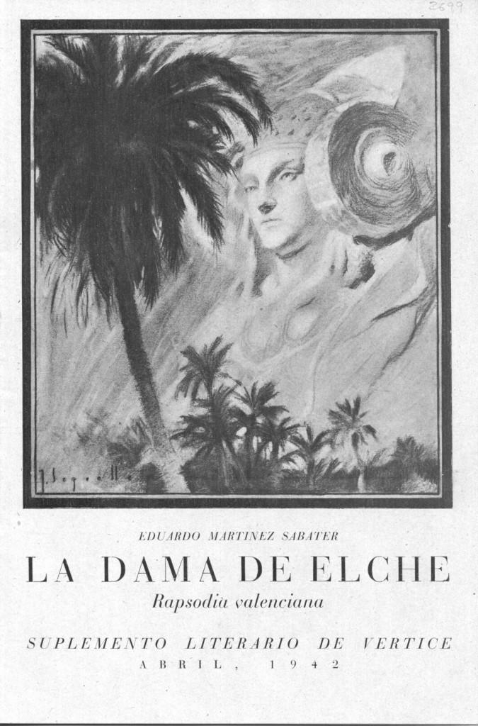 Libro o impreso - La Dama de Elche