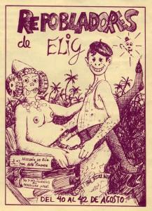 Dibujo - Repobladores de Elig