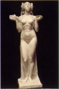 Escultura - Ofrenda