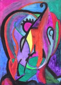 Pintura - Dama de Elche I