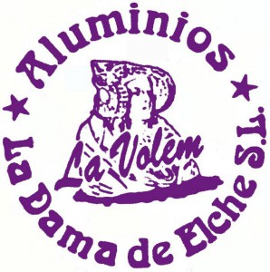 Logotipo - Aluminios la Dama de Elche