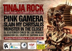 Dibujo - Tinaja Rock Fest VI