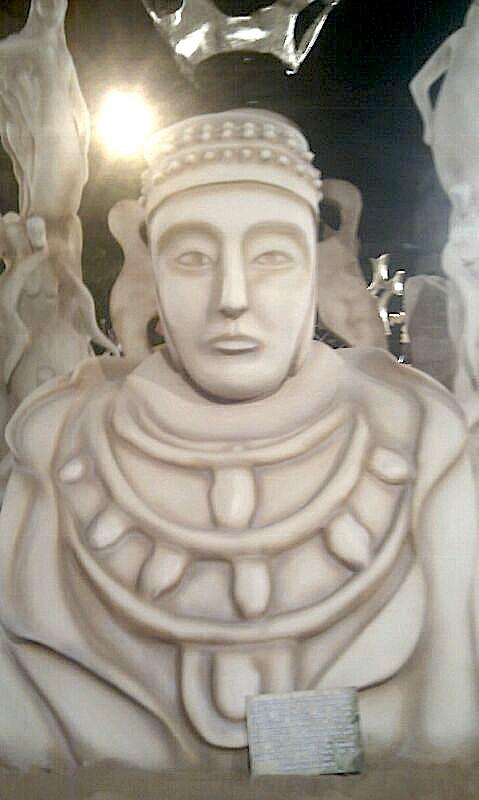 Escultura - Ninot Hoguera Florida Sur