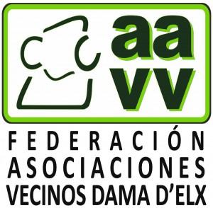 Logotipo - Federación Asociaciones de Vecinos Dama d'Elx
