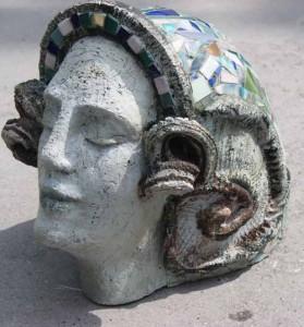 Escultura - Dama Elche