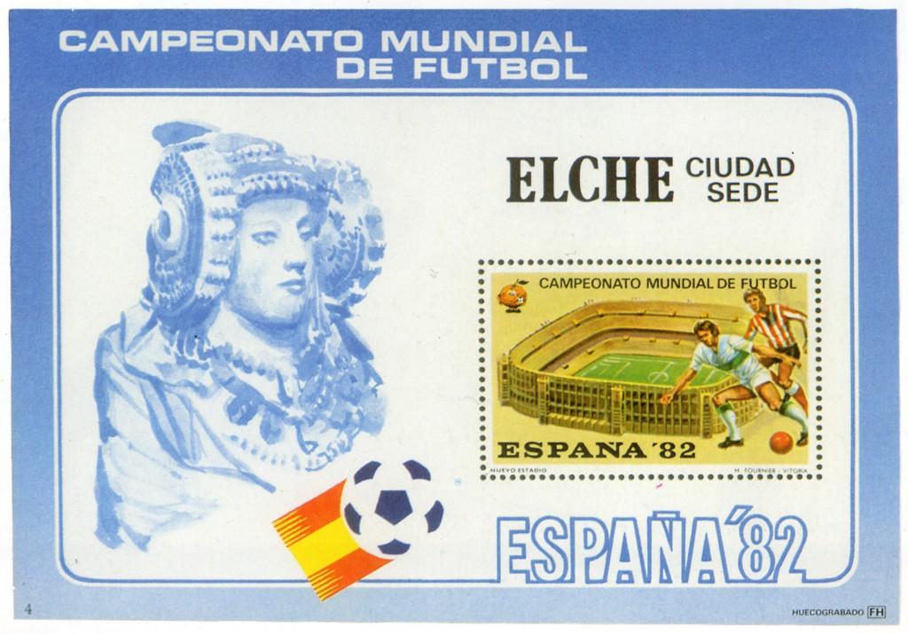 Estampa - España 82