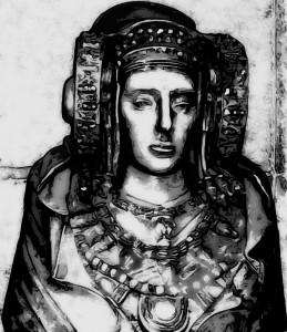 Otras técnicas artísticas - Lady of Elche