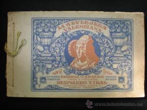 Cerámica - Catálogo de La Azulejera Valenciana