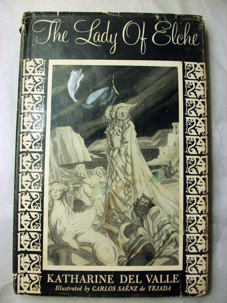 Libro o impreso - The lady of Elche and other stories of Spain