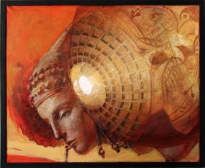 Pintura - La Dama