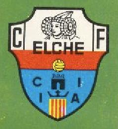 Logotipo - Escudo del Elche C.F.