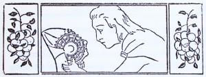 Dibujo - Vestal de Elo