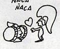 Dibujo - Dama y Guerrero