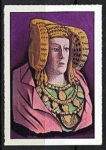 Libro o impreso - La Dame d'Elche