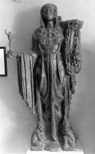 Escultura - Dama Ibérica