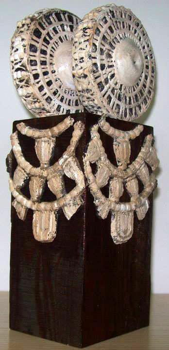 Escultura - Dama d'Elx dos rodetes